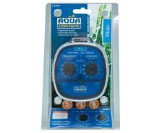 Aqua Control C4099N Programador de Riego para Jardín, Para todo tipo de Grifos, Apertura a 0 Bar