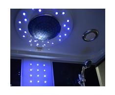 Cabina de ducha Hammam 100 x 100 Full Options