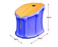 Adultos más gruesa Bañera inflable baño Inflable portatil piscinas Plegable más gruesa Sala de vapor de fumigación familiar sala de sauna casa de sauna caja de baño de vapor plegable
