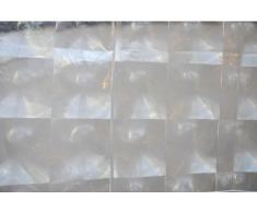 Opportunity 11U14000000 - Cortina de ducha Kaleidoscope 3D(EVA, 200 x 180 cm), transparente