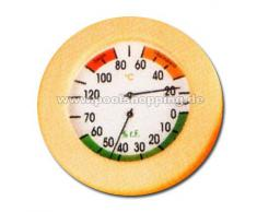 Clima cuchillo sauna/Vital/infrarrojos en el marco de madera, 120 mm