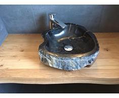 Lavabo roble maciza, lavabo placa maciza madera,