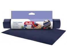 Ibili 860021 - Tapete horno 40 x 30 cm 100% silicona Blueberry