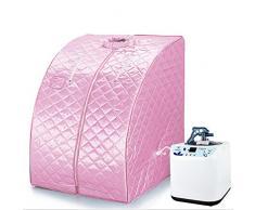 flyelf portátil Personal de vapor terapéutico pérdida de peso Sauna Spa Detox Full Body Delgado de infrarrojos estrés reducir mejorar el metabolismo circulación y los niveles de energía interior