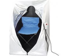 Newgen Medicals – Portátil de infrarrojos sauna V2 con 2 heizern, 1600 W