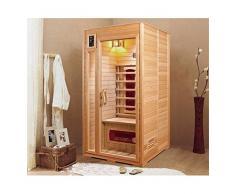 Sauna infrarrojos Tyrion – 1 plaza