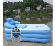 Heart&M Engrosamiento aumenta inicio de vapor portátil sauna caja vapor salas de baño cañón