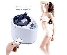 GJNVBDZSF 2L Sauna Steamer, Máquina portátil de fumigación Home Steamer Steam Generator Pot Portable SPA Machine