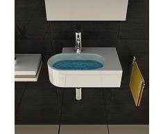 bad1a Cerámica Mano Lavabo/Cuarto de baño/Diseño tocadores/Invitados WC