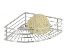 Wenko 16822100 Milano - Bandeja esquinera para ducha