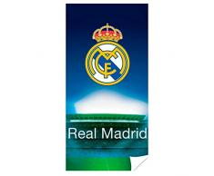 Real Madrid Toalla Microfibra, 70 x 140 cm