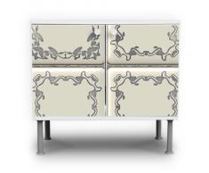 Lavabo Armario Armario baño armario de muebles de baño lavabo con diseño: baldosas