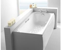 Kara.Grip - Adhesivo para el plato de ducha antideslizante (40 piezas, 5 cm)