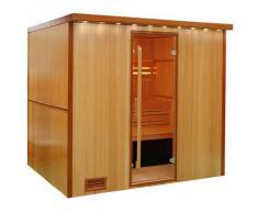 Sauna tradicional finlandesa 5 pesonas oulou SN-OULOU-5