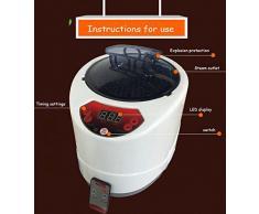 ZXZ-GO Portable Personal Tratamiento Sauna de vapor SPA adelgazamiento DetoxiEES Pérdida de pEESo Familia Interior, Orange