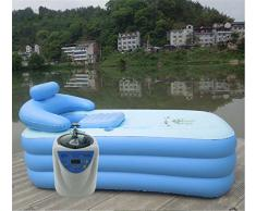 WSS Engrosamiento aumenta inicio de vapor portátil sauna caja vapor salas de baño cañón