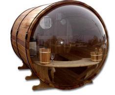 Grupo Contact- Sauna finlandesa forma barril apaisada (PI-14)-2