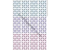 Azulejos de piso azulejos de la bolsita de té 1 - 1 por Sarah Edwards