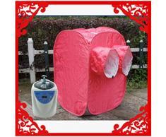 FACAI888 Inflable, plegable caja de la sauna y sauna portable libre de sudor