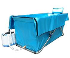 Adultos plegables bañera/Bañera/tina de baño/ simple inflable bañera-libre/Cañón de baño de los niños-B