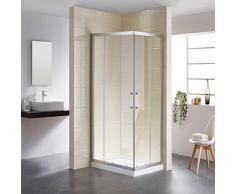 Puerta corredera de fácil montaje, montaje en esquina, cabina de ducha, estructura bien diseñada, impermeable, uso de por vida, entrega rápida