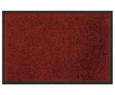 Deco Tapis - Alfombra Antipolvo (poliéster y PVC, 60 x 40 cm)