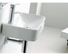 The Bath Collection - Lavabo rectangular funchal 55*44,5*17,5 cm.