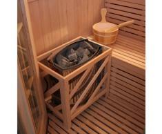 Sauna tradicional Finlandés
