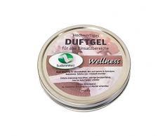 Sudorewell Gel Aroma Wellness para Sauna, Cabina de Infrarrojos y Cuarto de Baño, 20G Caja