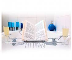 Relaxdays Bath Caddy - Bandeja para bañera