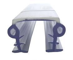 Di Vapor (R) ducha cristal umbral Seal | 8 mm cristal | 85 cm o 200 cm
