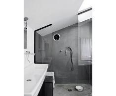Reloj de ducha ABS y aluminio – Controlado por Radio – Temperatura ° C – IP24