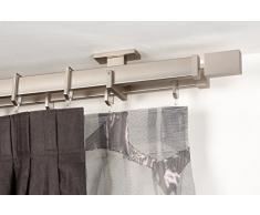 Barra cortina de ba o compra barato barras cortinas de - Barra doble cortina ...
