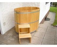 Sauna Buceo Piscina de madera de alerce