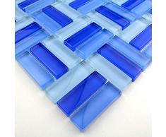 mosaico de cristal para ducha y baño mv-cit-ble