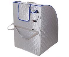 SINOSHON Sanven fibra de carbono Xlarge portátil abeto Sauna fácil de manejar Equipo Gran calidad con precio razonable