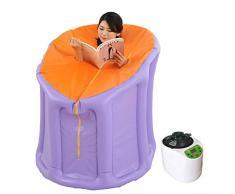 Sauna Inflable Caja Sauna Sauna Tienda Tienda de Vapor Sauna Tienda de campaña Hogar Sauna de Vapor portátil Pérdida de Peso Mejorar la Calidad del sueño