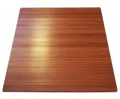 Ridder Jungle 79533180-350 Wooden - Alfombrilla de baño (60 x 90 cm), color madera