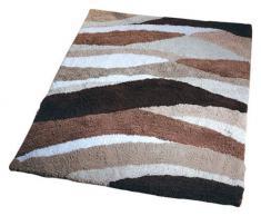 Ridder 7343090-350 Dune - Alfombrilla de baño (aprox. 60 x 90 cm), color beige