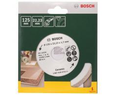 Bosch - Disco de diamante para azulejos y cerámica (125mm)