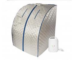 Sauna portátil sauna de ficha de vapor de luxe sauna privado