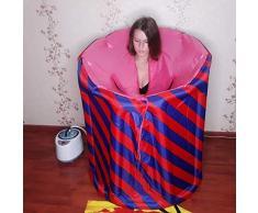 Sauna De Vapor Portátil Inflable para El Hogar, Sauna, SPA, Baño De Vapor, Pérdida De Peso, Terapia De Desintoxicación, Pliegue De Vapor, Cabina De Sauna Húmeda