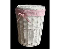 Cesto para ropa sucia compra barato cestos para ropa sucia online en livingo - Cesto ropa mimbre ...