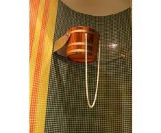 Alcachofa de ducha 72648 Cubo ducha Madera Cubo Sauna ducha schütt ducha
