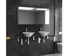 Cerámica y Cristal lavado infantil/alpen Berger/Serie 100/vidrio muebles/cerámica - cristal/lavabo/lavabos para acceso a todos los puertos para baño/lavabo doble/el lavabo/lavabo de cerámica