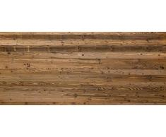 Gris (abeto de abeto de Mix) Sauna de panel de madera con sonnenverbranntem Madera, sonn tarjeta