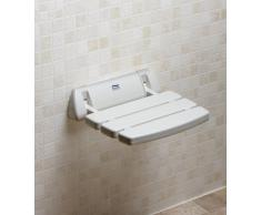 NRS Healthcare Promed - Asiento para ducha plegable de tablillas