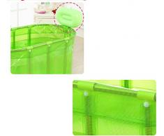 lyy Bañera plegable sauna y baño de doble uso más bañera de espuma grande bañera para adultos bañera de stent de acero inoxidable (110 * 60 * 60cm) ( Color : B )
