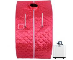 LXsnail caja de vapor / home caja de vapor de desintoxicación sauna / transpiración del sudor caja de vapor de vapor plegable ( Color : 4* )
