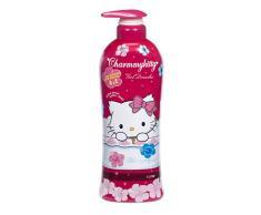 Hello Kitty - Gel de Baño Dosificador Hello Kitty 1000 ml 12m+
